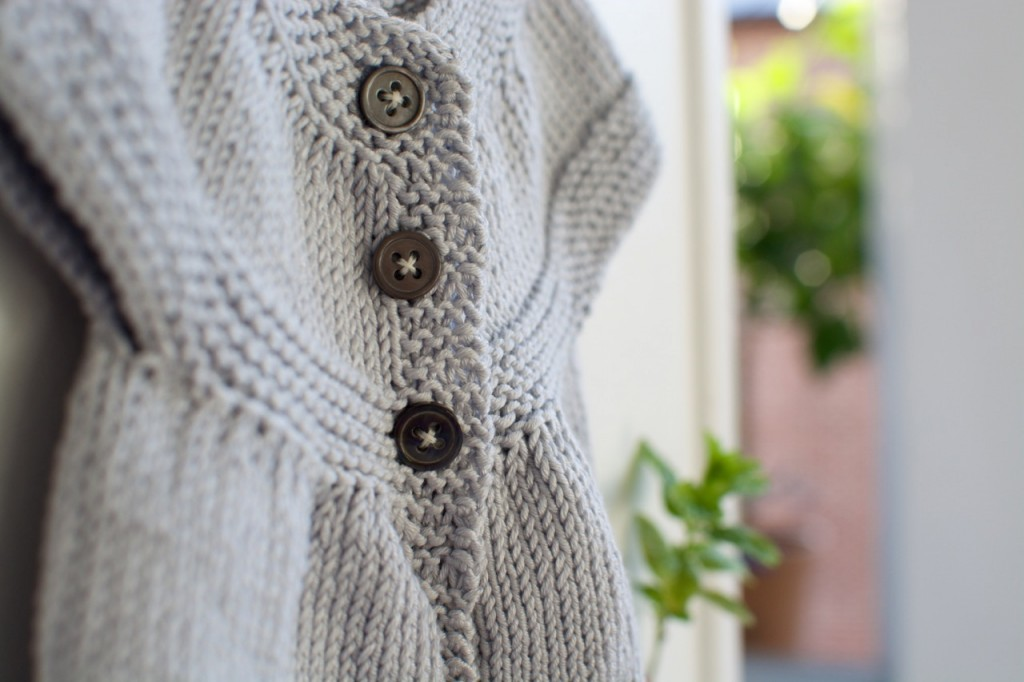 Petites broutilles robe tricot - 3