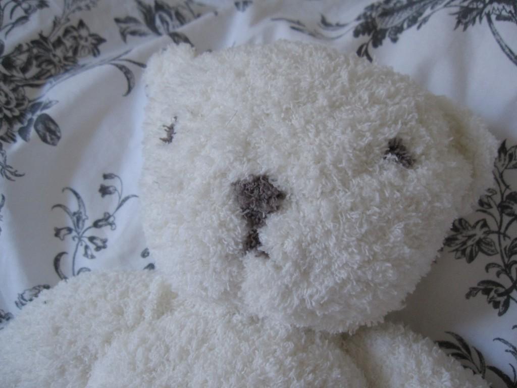 patron ours en tissu facile