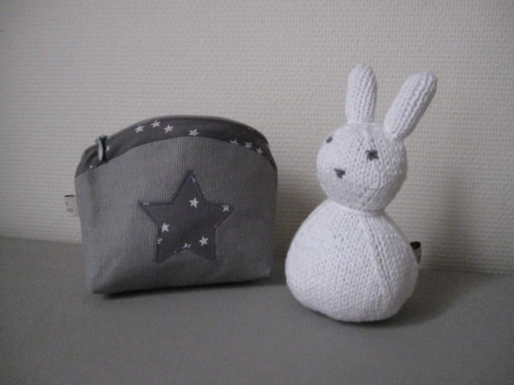 lapin tricoté 3