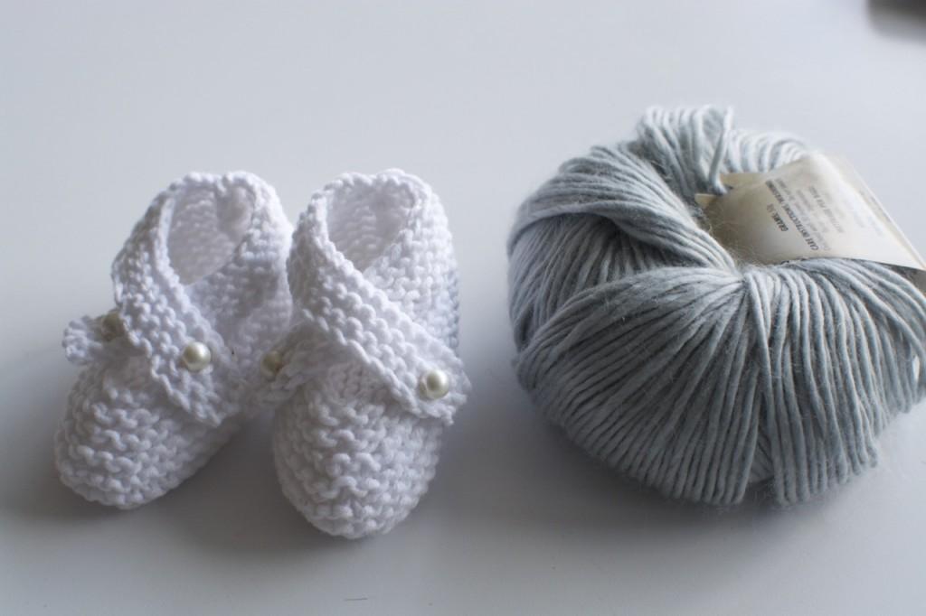 petites broutilles chaussons tricotes1