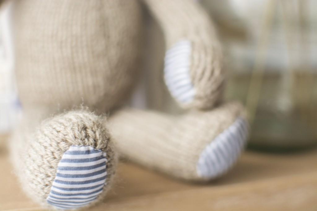 petites broutilles lapin tricote6