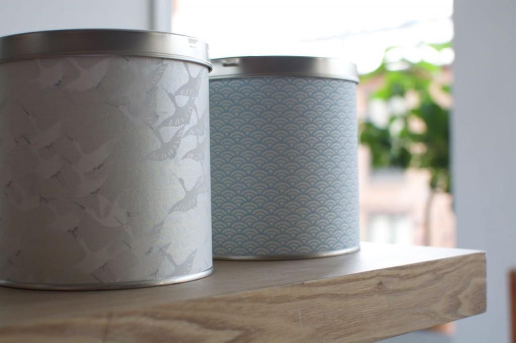 Petites Broutilles boites en papier japonais - 2