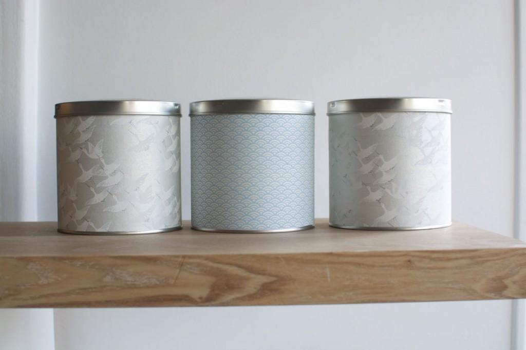 Petites Broutilles boites en papier japonais - 3