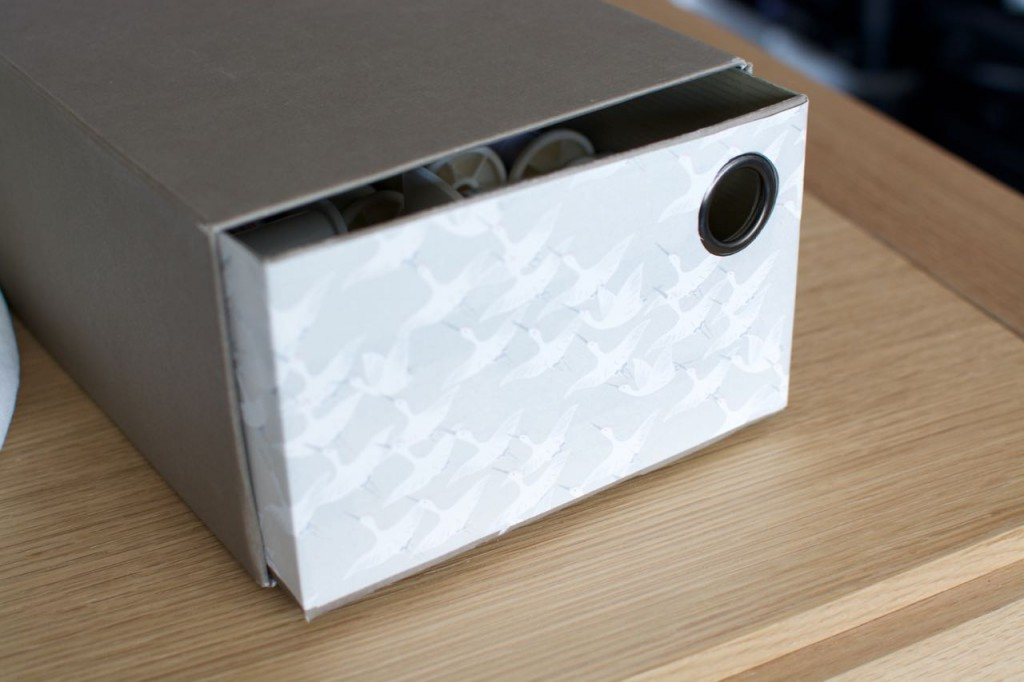 Petites Broutilles boites en papier japonais - 9