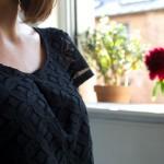 Petites Broutilles petite robe noire - 1