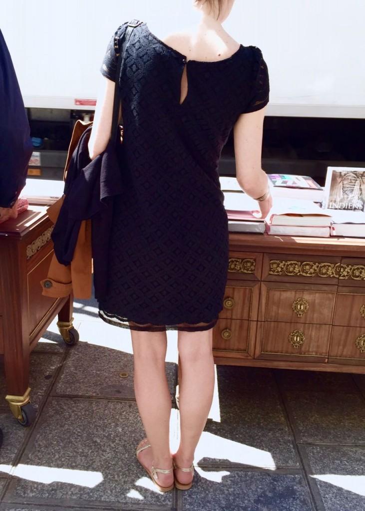 Petites Broutilles petite robe noire - 6