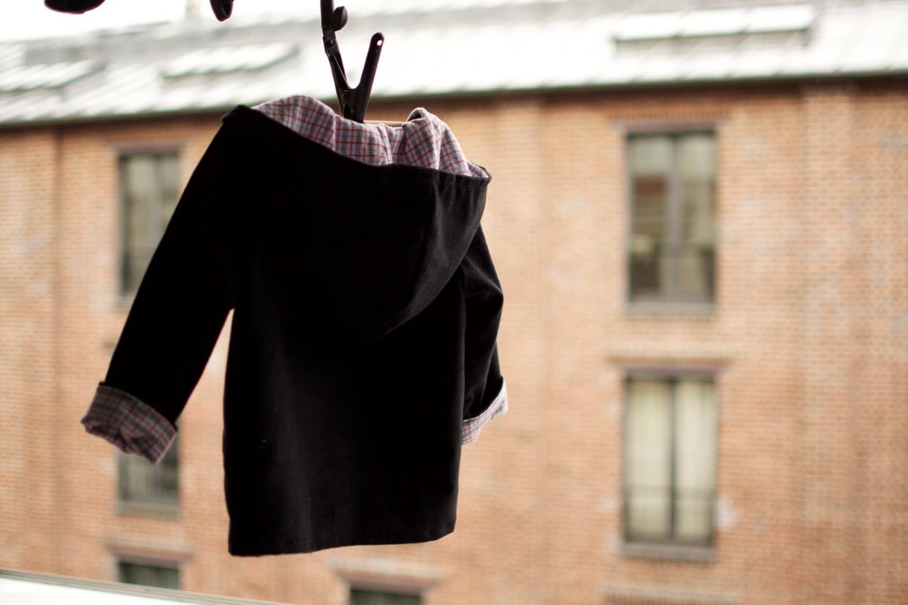 manteau 3 ans - 6