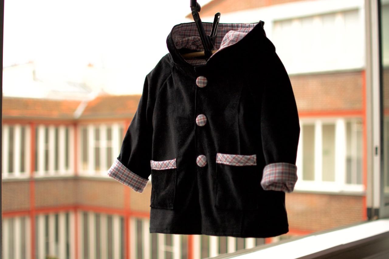 manteau 3 ans - 8